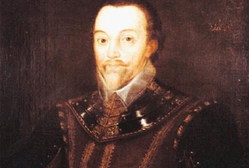 4. Francis Drake (c. 1540 – 1596)