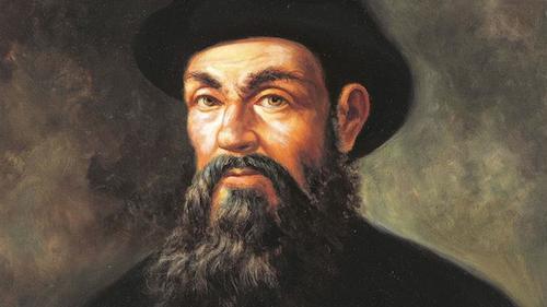 6. Ferdinand Magellan (1480 – 1521)
