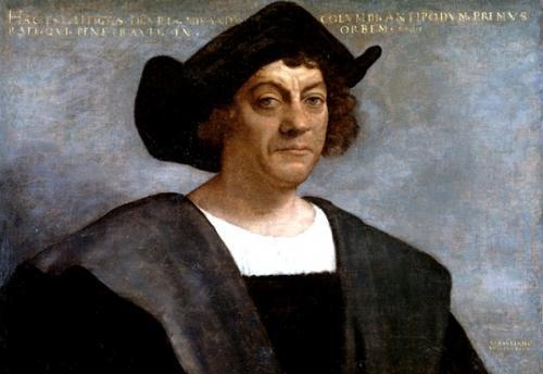 8. Christopher Columbus (1451 – 1506)