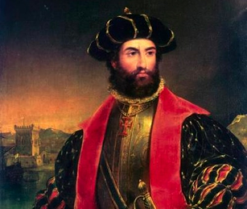 9. Vasco da Gama (c. 1460 – 1524)