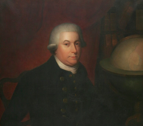 1. George Vancouver (1757 – 1798)