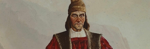 10. Bartolomeu Dias (c. 1451 – 1500)
